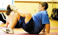 El ejercicio físico puede ganarle a los genes para combatir la obesidad