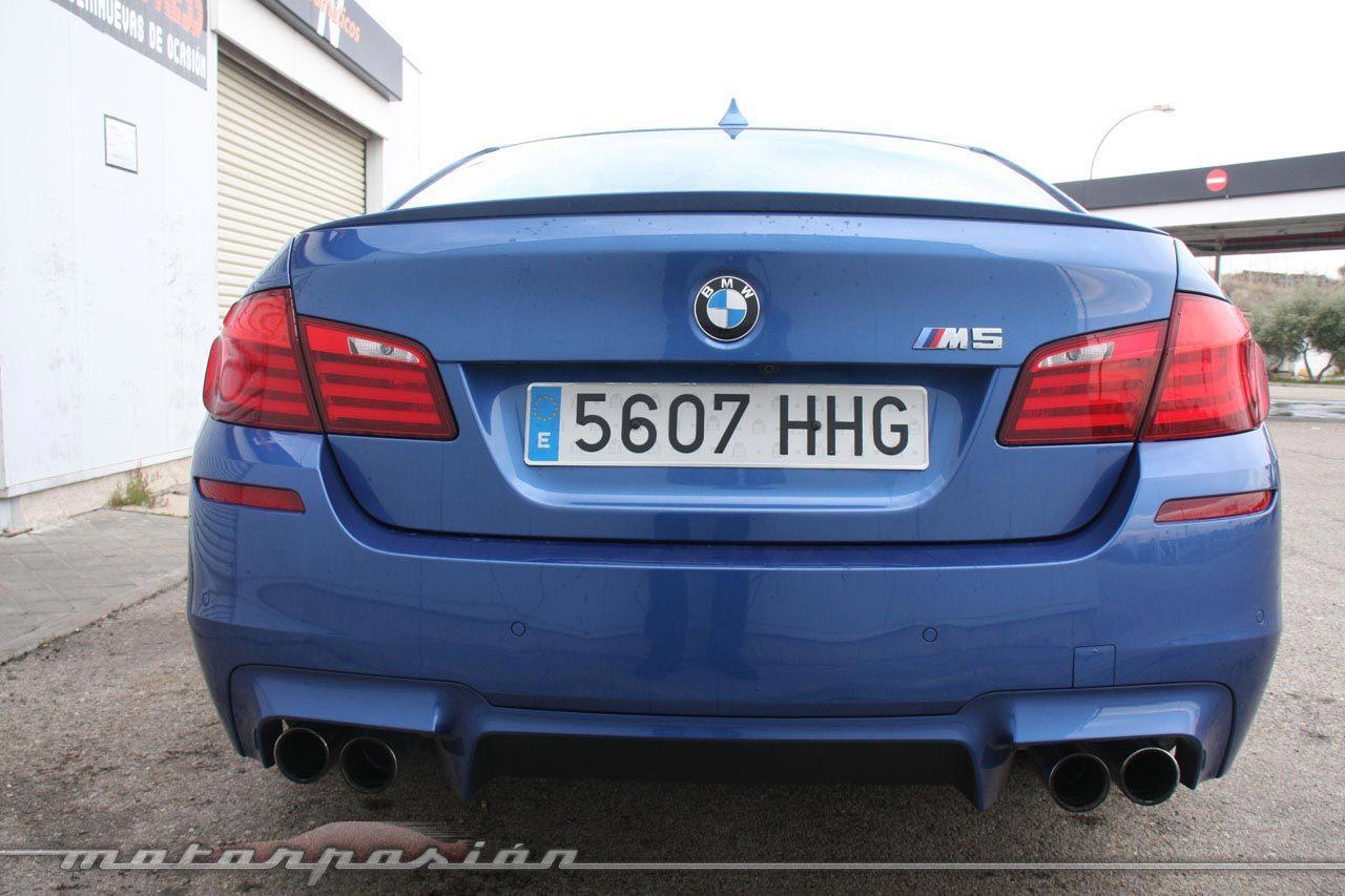 Foto de BMW M5 (Prueba) (31/136)