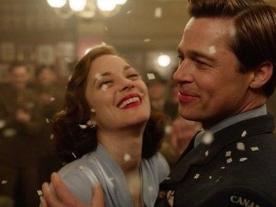 'Aliados', tráiler final de la película que reúne a Zemeckis con Brad Pitt y Marion Cotillard