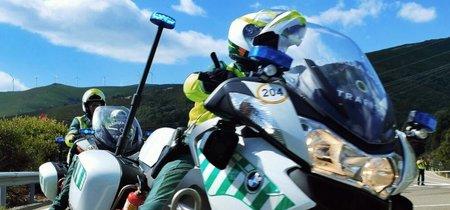 La DGT está preocupada por las motos así que reforzará los controles por carretera y aire