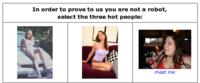 Hotcaptcha, curioso mashup, nueva forma de entender los captchas