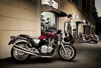 Salón de Milán 2012: Honda CB1100, un guiño al pasado