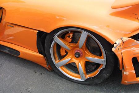 Gemballa Mirage GT de Marcus