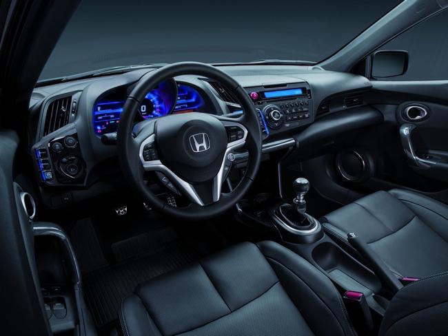 Honda CR-Z 2013 interior