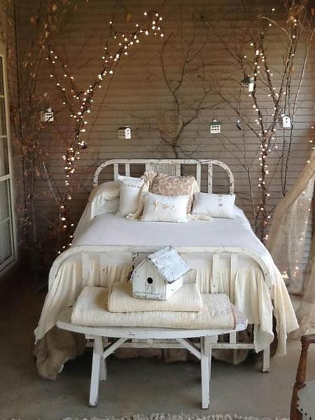 Luces Dormitorio Navidad 9