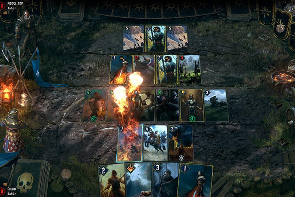 Gwent, el juego de cartas de 'The Witcher', llega a Android: ya se puede descargar en <strong>Google℗</strong> Play»>     </p> <p>Unos cinco meses después de que Gwent llegara <a href=