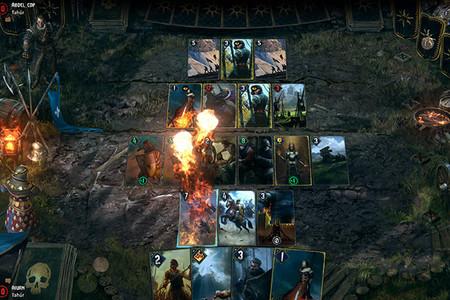Gwent, el juego de cartas de 'The Witcher', llega a Android: ya se puede descargar en Google Play