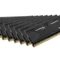 Kingston compite en DDR4 de 128GB con kit HyperX Predator aún más rápido