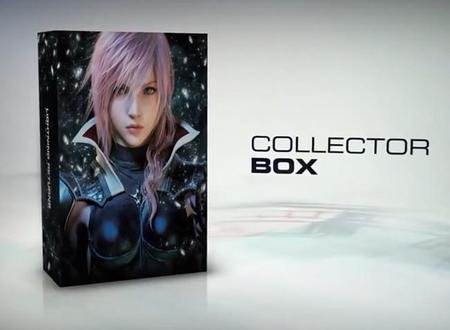Mira la edición de colección de Lightning Returns: Final Fantasy XIII