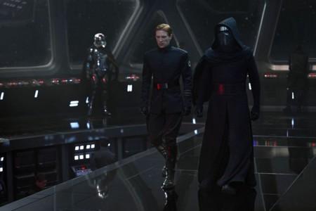 Tres de los villanos de Star Wars 7