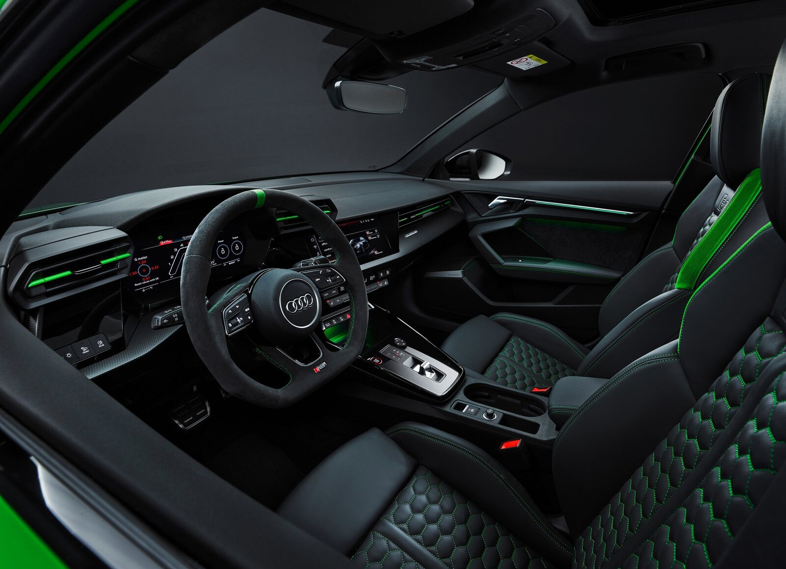 Foto de Audi RS 3 2022 (46/99)