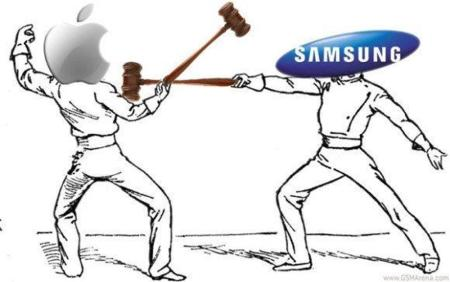 Pelea Samsung Apple