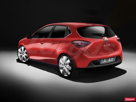 Recreación del Renault Clio