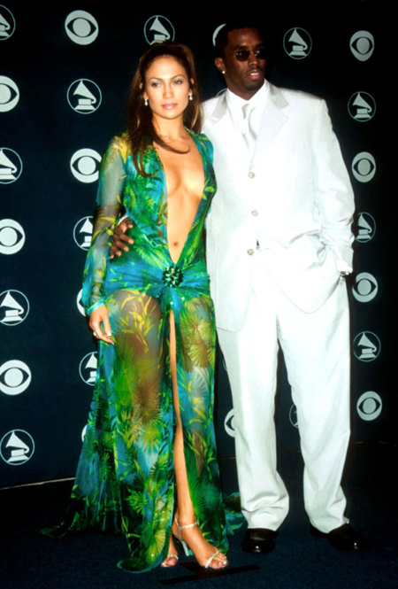 Jennifer Lopez Google Images Grammy Versace