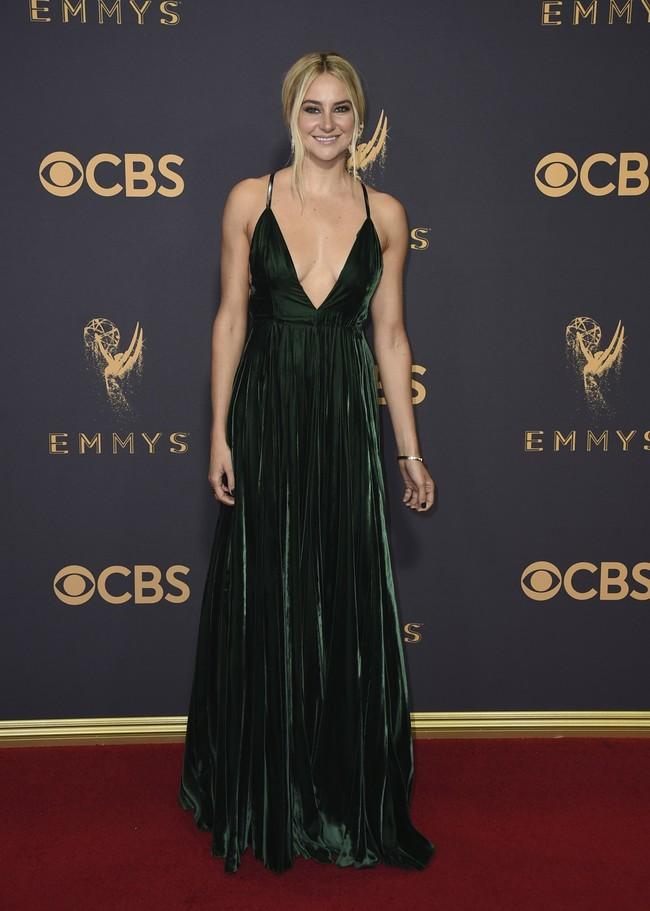 Shailene Woodley Emmy 2017