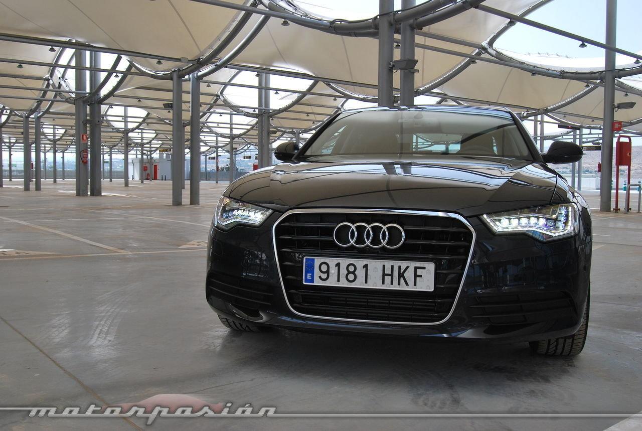 Foto de Audi A6 hybrid (prueba) (57/120)