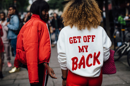 El street style nos deja con prendas perfectas para que hablen a nuestras espaldas