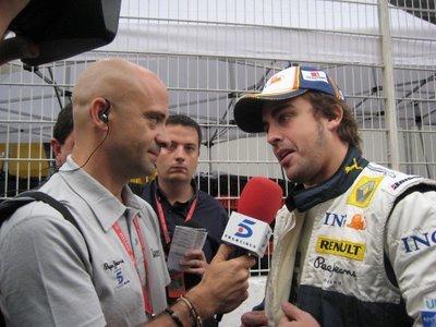 La Fórmula 1 reaparece en Telecinco