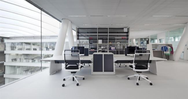 Foto de Espacios para trabajar: las oficinas de Adidas (5/10)