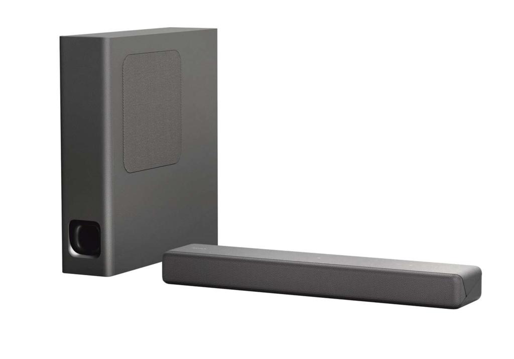 Esta barra de sonido con subwoofer de Sony por solo 148,99 euros en El Corte Inglés, mejor precio del Cyber Monday 2020