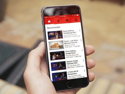 Google ha admitido un error que provoca que YouTube gaste demasiada batería en iOS