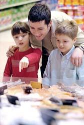 Los niños influyen decisivamente en las compras que realizamos los padres