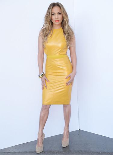 "Jennifer Lopez sorprende con un vestido ""Made in Spain"", ¡The 2nd Skin Co. son los responsables!"
