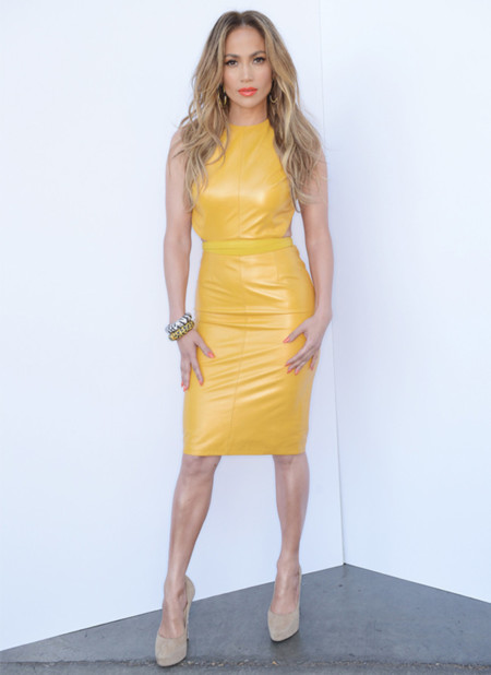 "Jennifer Lopez sorprende con un vestido ""Made in Spain"", ¡The 2nd Skin Co. son los responsables!"