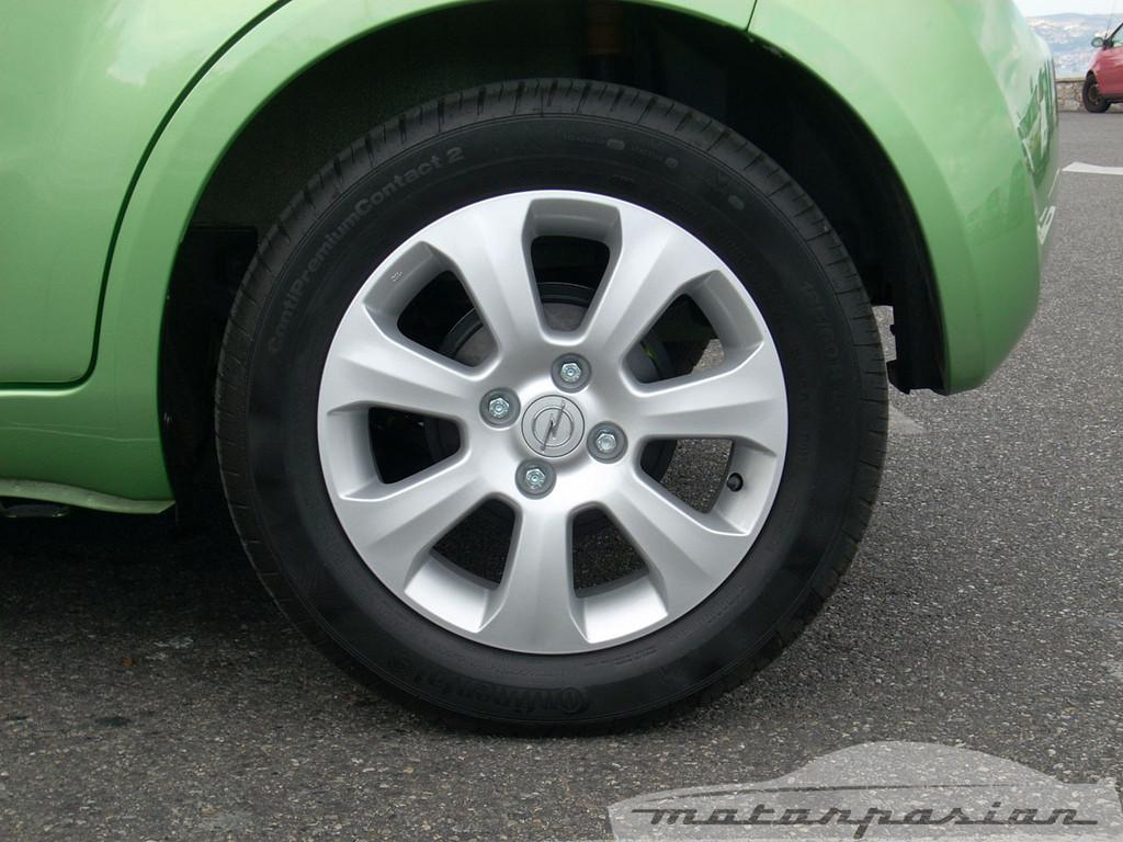 Foto de Opel Agila (presentación) (18/18)