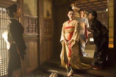 Oscar 2006, la mejor fotografía es para 'Memorias de una Geisha'