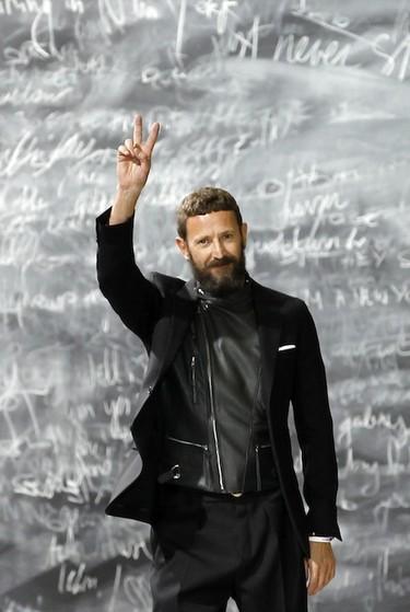 Stefano Pilati dice adiós a Yves Saint Laurent