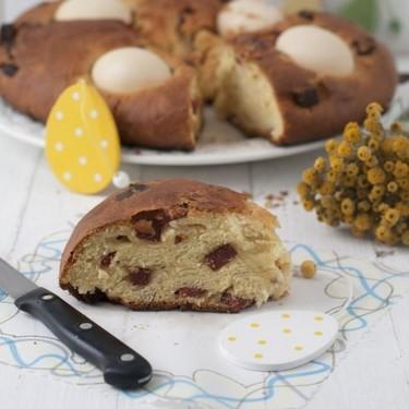 Casatiello napolitano, receta de Semana Santa