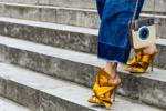 ¡Solo le pido a Dios que nadie clone estas sandalias, si lo hacen dejaran de ser maravillosas!