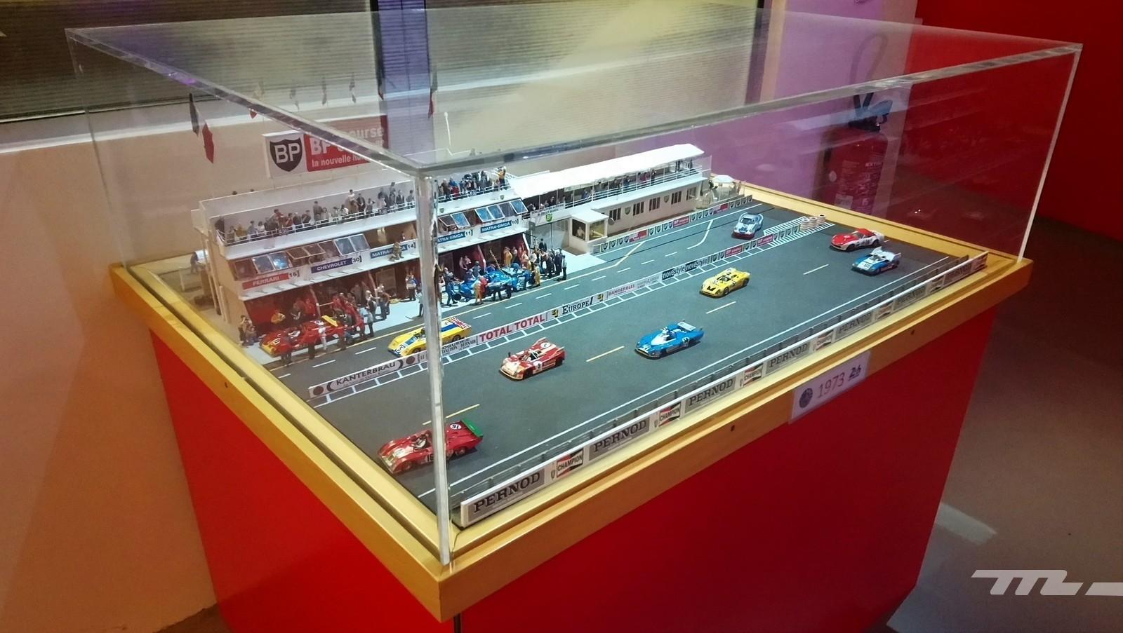 Foto de Museo de las 24 Horas de Le Mans (vista general) (15/23)
