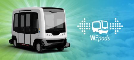 WEpod, el autobús autónomo holandés, comenzará sus pruebas el próximo mes de noviembre