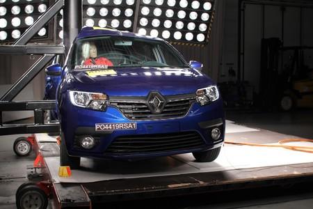Renault Sandero Mejora Su Calificacion De Seguridad 20