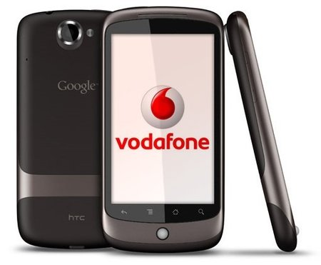 Nexus One, el terminal de Google disponible con Vodafone España