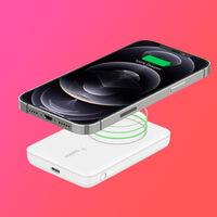 ¡Oferta flash! La batería MagSafe 2,5K de Belkin para iPhone 13 y iPhone 12 está más barata que nunca en Amazon: 29,99 euros