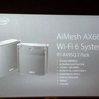Parece un altavoz pero nada más lejos de la realidad: ASUS ya tiene su nuevo router Mesh con WiFi 6, es el AiMesh AX6600