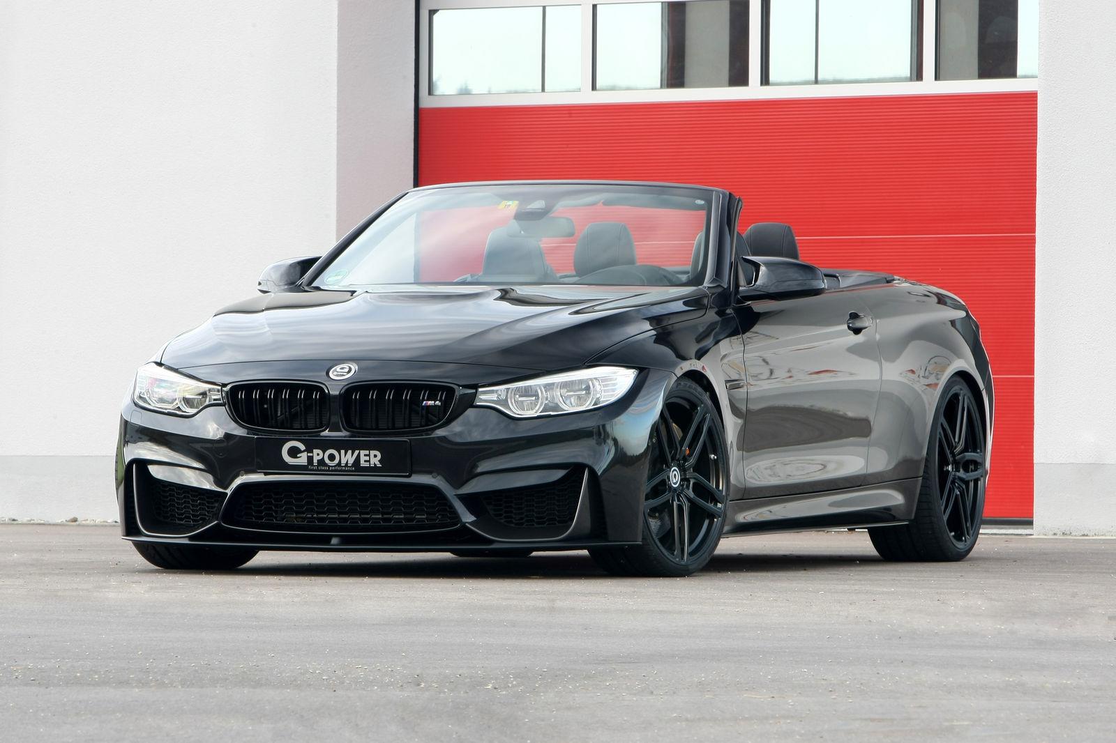 Foto de G-Power BMW M4 Cabrio (1/7)