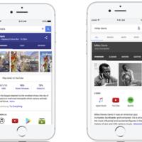 Google en iOS ahora te ayudará a encontrar películas, música y series en servicios de streaming