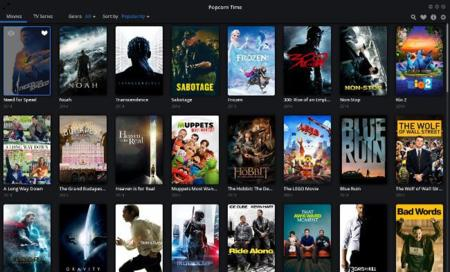 La MPAA elimina los repositorios de GitHub de Popcorn Time