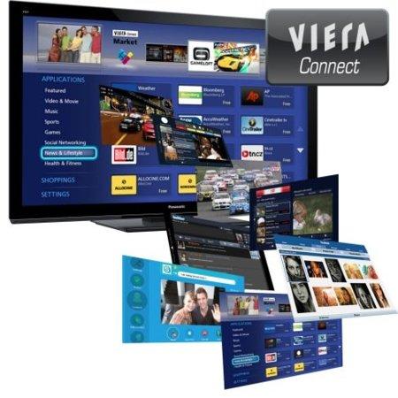 Panasonic añade un videoclub a su oferta en Viera Connect