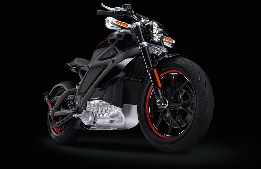 Foto de Harley-Davidson Project LiveWire (2/12)