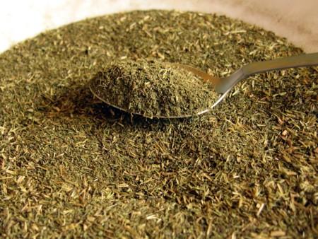 Feuille De Stevia En Poudre