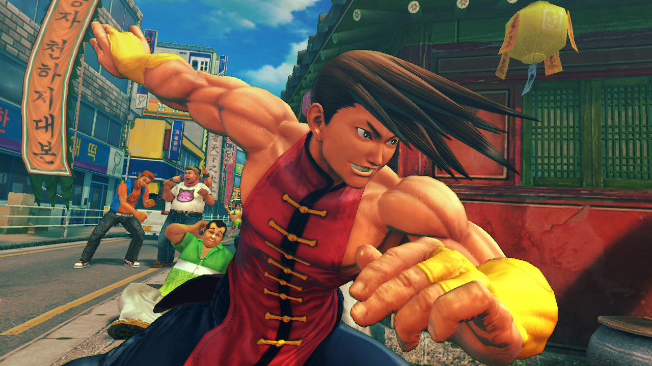 Foto de Super Street Fighter IV Arcade Edition [Abril 2011] (11/16)