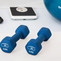 Cuatro elementos que recomendaría tener en casa para entrenar