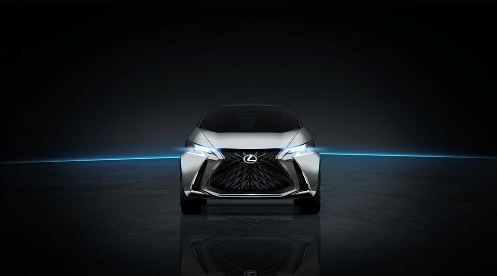 Foto de Lexus LF-SA concept (6/8)