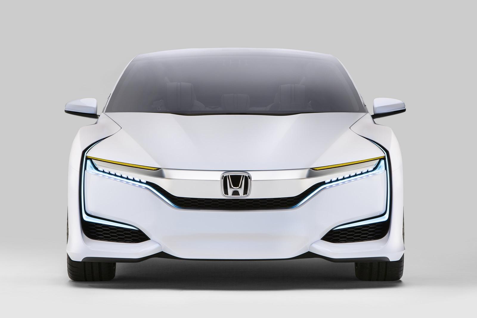 Foto de Honda FCV Concept (7/14)