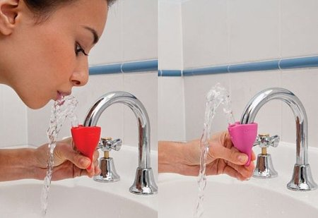 Tapi, para beber agua del grifo con facilidad